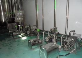 衡水口服液车间管道工程