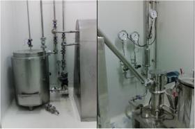 衡水固体制剂车间管道工程